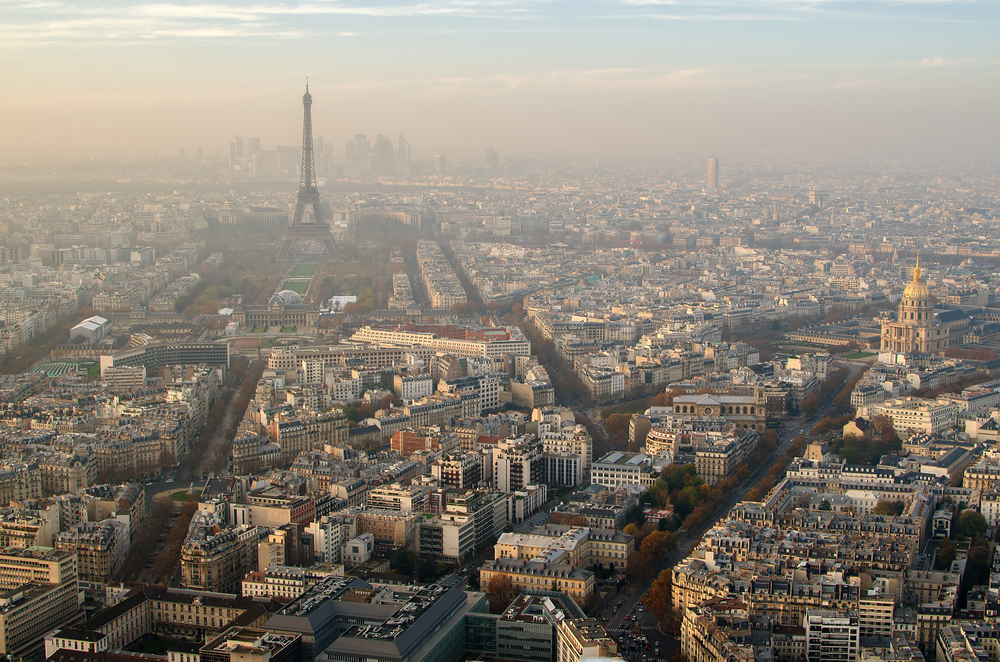 Smog alert in Paris | SmartCityNews.global