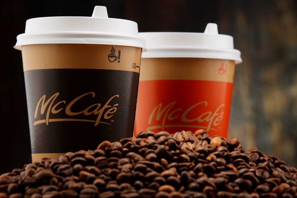 Mcdonalds Switches To Sustainable Coffee Sources Image Source Shutterstock 393499714 By Monticello